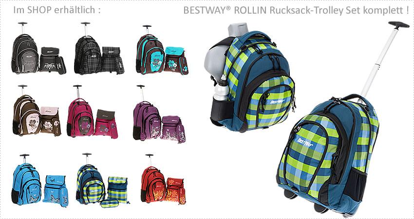 Alle BESTWAY Schultrolley Sets im EBAYSHOP > klick >