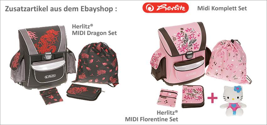 Alle HERLITZ Schulranzen im EBAYSHOP > klick >