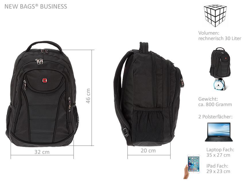 Niedrigerer Preis Mit Laptoptasche Tragetasche Umhängetasche Rucksack Reiserucksack Handgepäck Ca 17l Notebooktaschen Koffer, Taschen & Accessoires