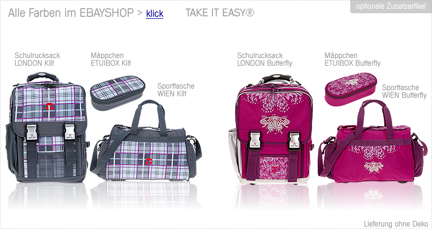 Alle TAKE IT EASY Sets im Ebayshop > klick >