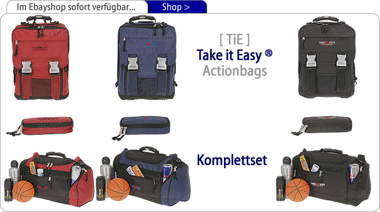 Alle TAKE it EASY Komplett Sets im EBAYSHOP > klick >